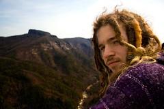 82:365 - wiseman's view (cavale) Tags: mountain dreadlocks beard geotagged sam hippie mustache project365 drugrug geo:tool=geophoto samspurplebajahoodie geo:lat=35927939 geo:lon=81925307 geo:alt=1132569946