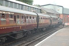 Severn Valley Railway 031 (neil.28860) Tags: d50 geotagged nikon shropshire photos nikond50 steam railways stations severnvalley bridgnorth