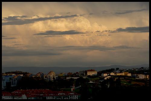cumulonimbus over Santiago b