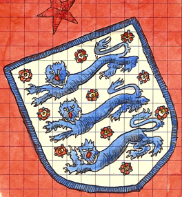 england badge