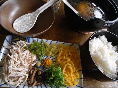 奄美大島の郷土料理のお店『鶏飯食堂 HABUS』@奈良町