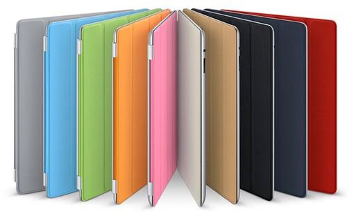 アップル - Smart Cover - iPadを守って、立てて、彩るカバー。