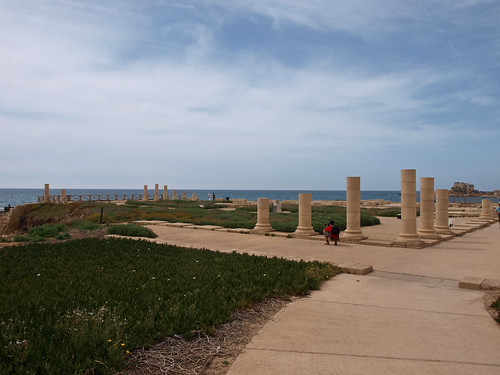 Cesarea - palacio Herodes