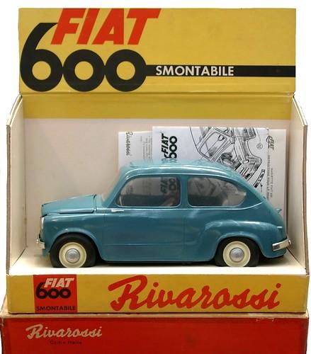 Rivarossi Fiat 600