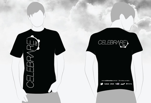 Camiseta - Celebrare Bar by chambe.com.br