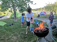 Smores - Great American Backyard Campout