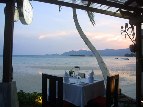 サムイ島-Baan Haad Ngam Boutique Resort-Restaurant0004