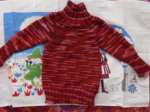 Åsa's pullover