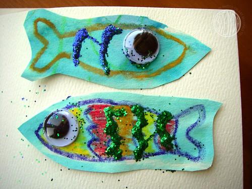 bubble eyed fish