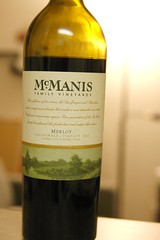 2006 McManis Family Vineyards Merlot