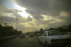 Hemat Expressway Sunset - a Flickr™ photo by BΛΒΛΚ⁴³