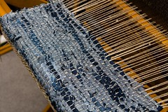 Denim Weaving