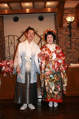 () Tags: wedding party kimono