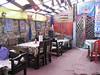 My hostel restaurant/common area.