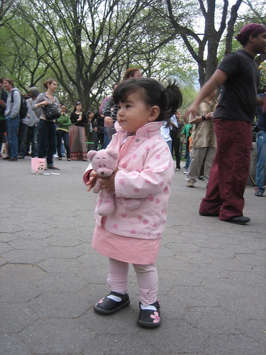 Matilda in Central Park