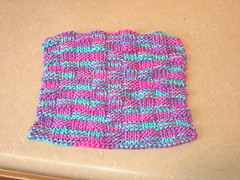 Brand new dishcloth