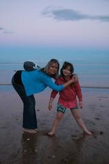 Crazy Mum and Patient Daughter