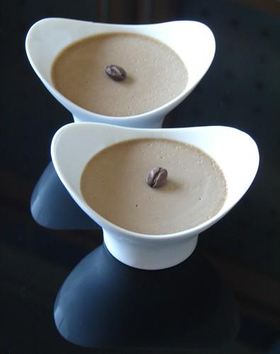 Semifrio de Café (Versão Mousse cá para casa)