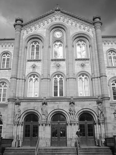 Altes Auditorium am Weender Tor