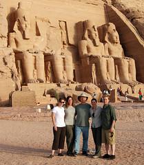 DSC_0858 (Dain Sandoval) Tags: cruise river temple egypt nile april aswan 2008 nubia  abusimbel nubian misr    gumhriyyatmiralarabiyyah