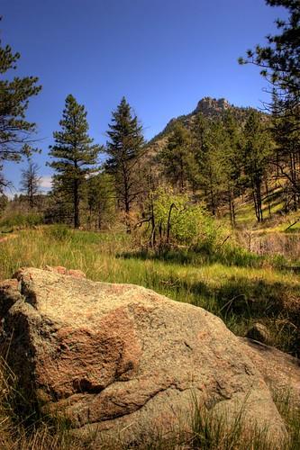Hewlett Gulch, Poudre Canyon
