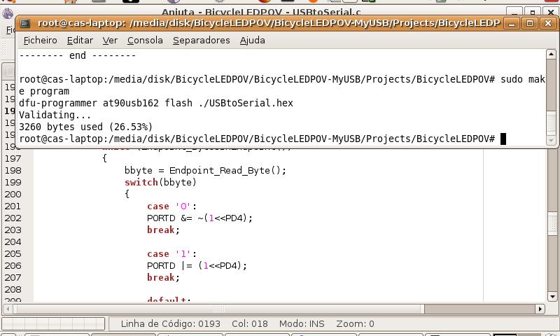 Programming AVR-USB-162 board   AVR Freaks