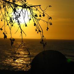 Atardecer en Cartagena