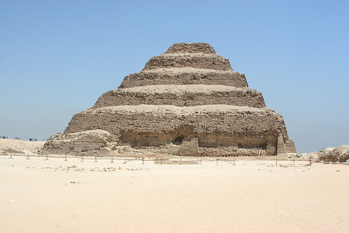 Djoser pyramid
