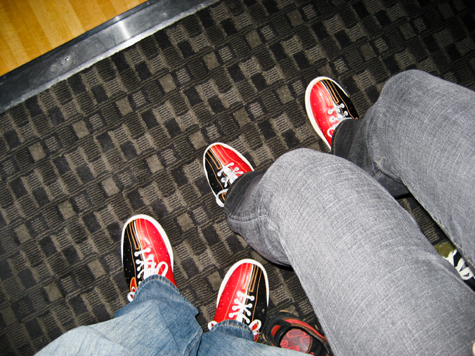 Bowling Shoes, June 21st