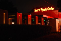 @Hard Rock Cafe