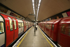 Old and new at Clapham North - 1 by IanVisits