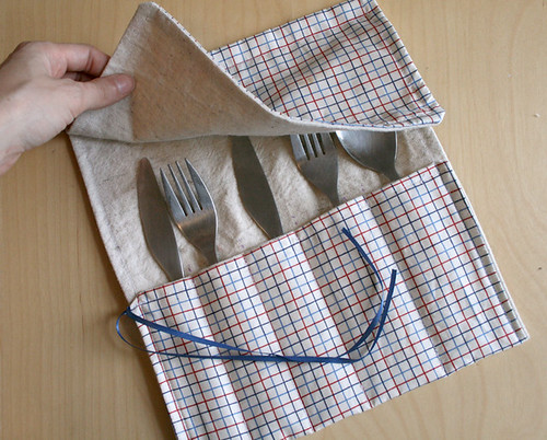 Flatware Picnic Roll-up