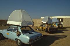 "Le nostre ""suites"" (alfjodor) Tags: sahara tunisia viaggi reportage tozeur avventura 3opelnelsahara saharacrossing"