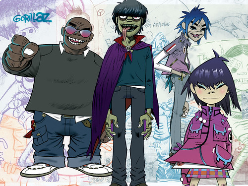 Gorillaz%2C_Rock_The_House / mohamedabbas66
