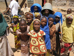 Kids in the old city, Kano, Nigeria
