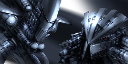 Thumb Los bocetos que fueron rechazados en Transformers 2