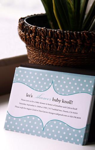 2651405772 4fd0b77328 32 novos modelos de convite de chá de bebê