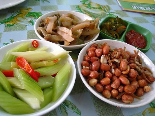 Appetizers @ Ba Yu Ren Jia