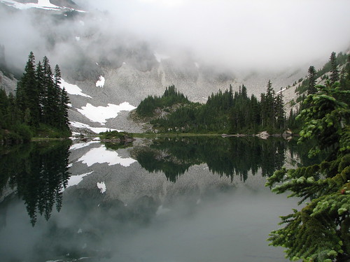 Snow Lake, and Snow Lake