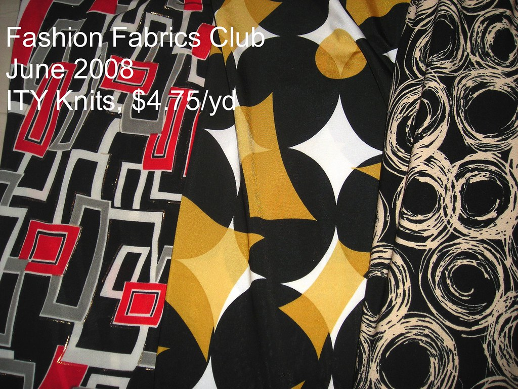Fashion Fabrics Club, 6/08