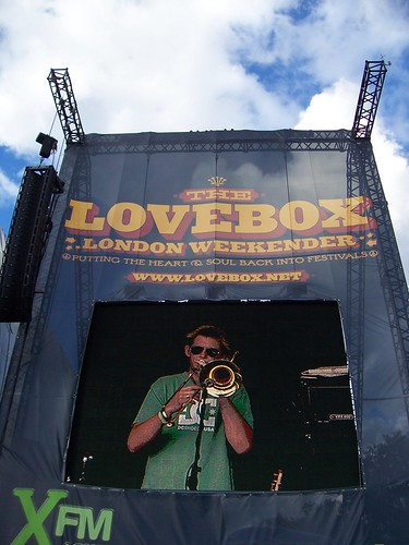 Groove Armada @ Lovebox