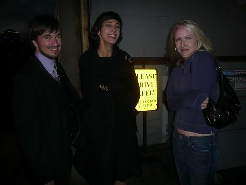 Gwen Bell and Zan