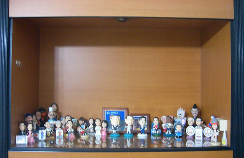 Unusually Showroom On Our Fixed & Bobblehead Figurine