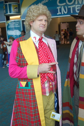 Comic Con 2008: The Doctor is not F'n Metal