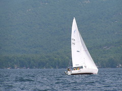 2008 Women at the Helm Race
