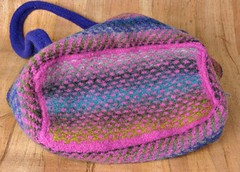 ZigZag Bag Inside Bottom