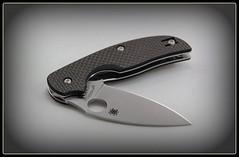 Spyderco Sage (-Brenster) Tags: knife sage knives carbon pocket fiber spyderco s30v
