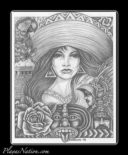 Gangster Drawings Of Smile Now Cry Later Lowrider Arte Chola Ch...