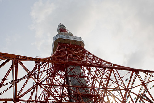 Toyko Day 1 — Tokyo Tower — 10