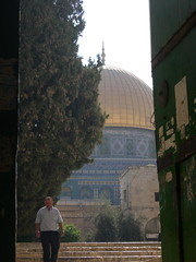 Dome of the Rock (upyernoz) Tags: israel palestine jerusalem domeoftherock mosque   oldcity templemount        ablutiongate